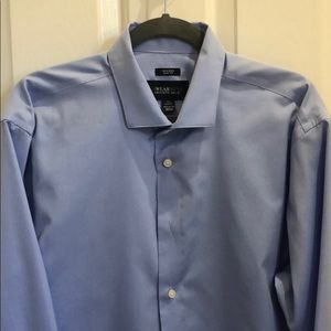 Kenneth Cole men's button down long sleeve shirt